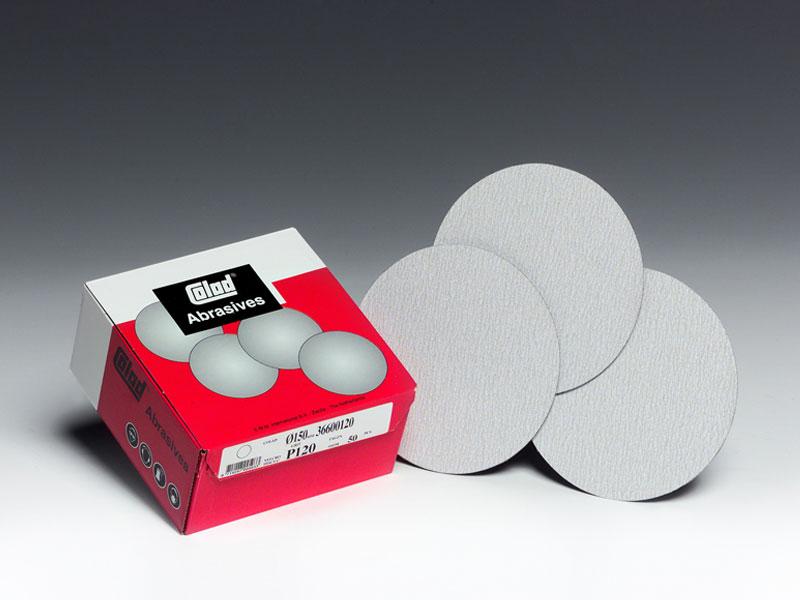 5 3610xxxx Colad Adhesive Discs No Holes 125mm Colad Adhesive Discs  No Holes (125mm)