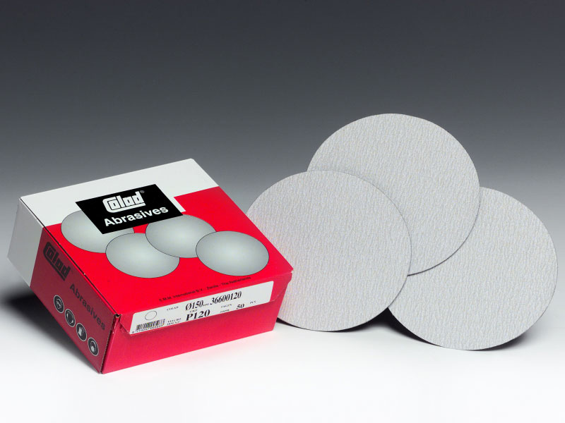 5 3660xxxx Colad Velcro Discs No Holes 125mm Colad Velcro Discs  No Holes (125mm)