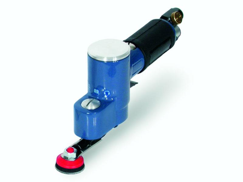 000220 Hamach Pneumatic Orbital Micro Sander 2 Hamach Pneumatic Orbital Micro Sander – 2.5mm – 360 l/min – DS30