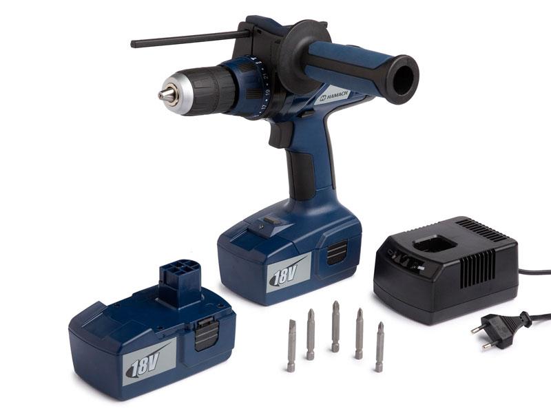 000234 Hamach Cordless Drill HCD18V Hamach Cordless Drill – HCD18V
