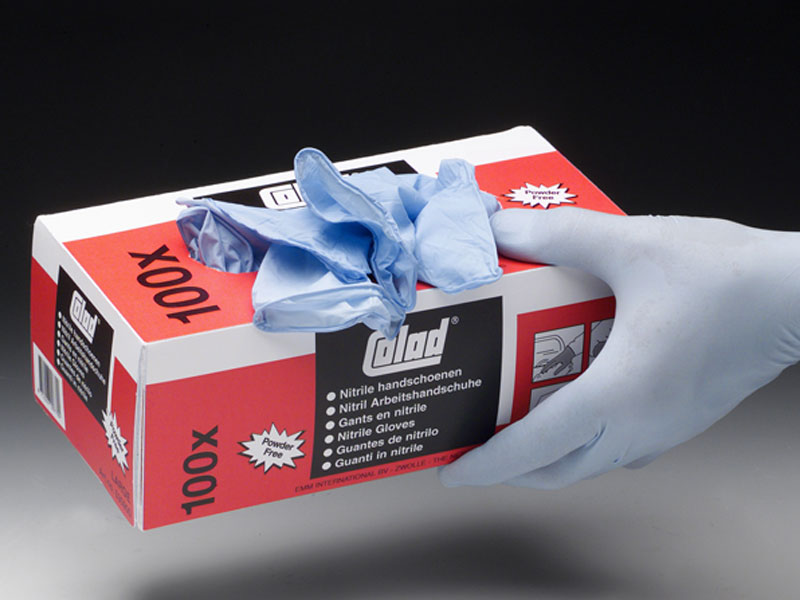 5309xx Colad Disposable Nitrile Gloves Colad Disposable Nitrile Gloves