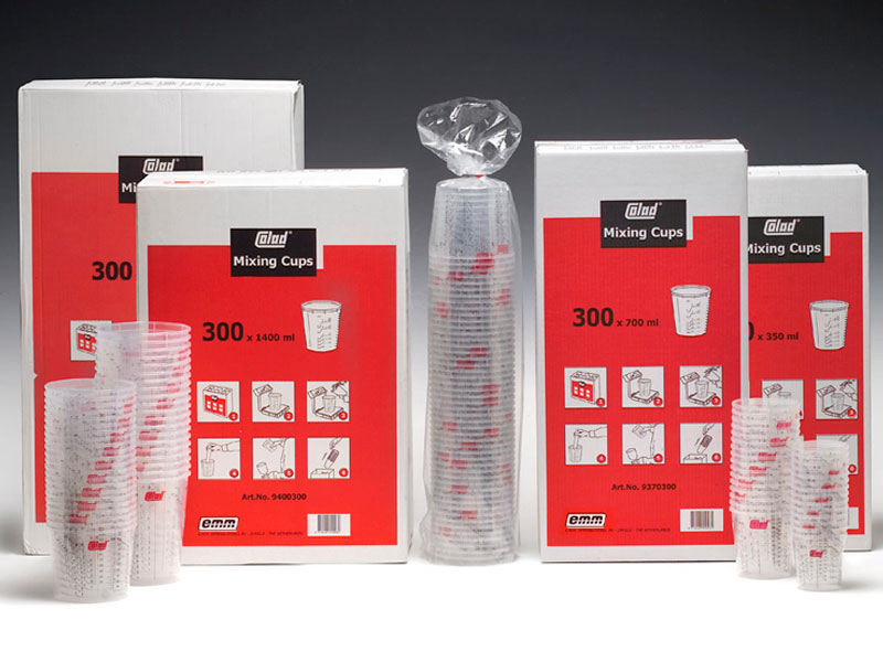 9350300 9370300 9400300 9410300 9425 The Colad Mixing Cups line consists of mixing cups, lids and dispensers Colad Mixing Cups Line consists of Mixing Cups, Lids and Dispensers