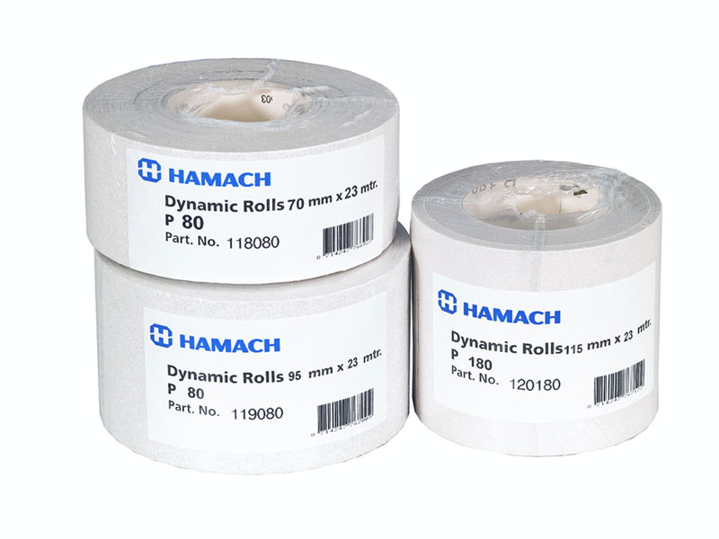 120xxx Hamach Dynamic Roll Hamach Dynamic Roll (115mm)