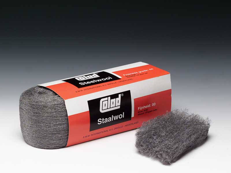 9140 Colad Steelwool Colad Steelwool No:00