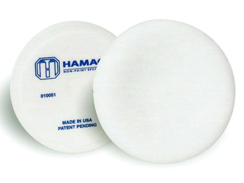 010051 Hamach Foam Pads Hamach Foam Pads – 150mm – Tackup (Velcro) – Foam Pad Medium