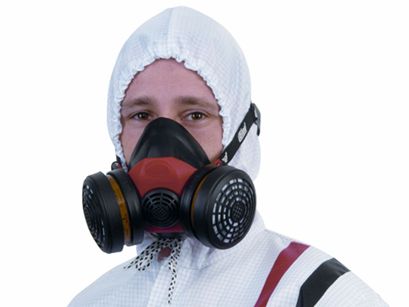 506600 Colad Disposable Respirator Application Colad Disposable Respirator – Application