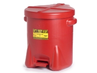 thumbs 5471 Colad HD PE 50 little Waste Can Safety Cans