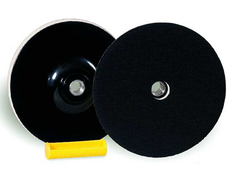 010038 Hamach Support Pads 160mm Hamach Support Pads – 160mm – Tackup (Velcro) – 5/8 Spindle