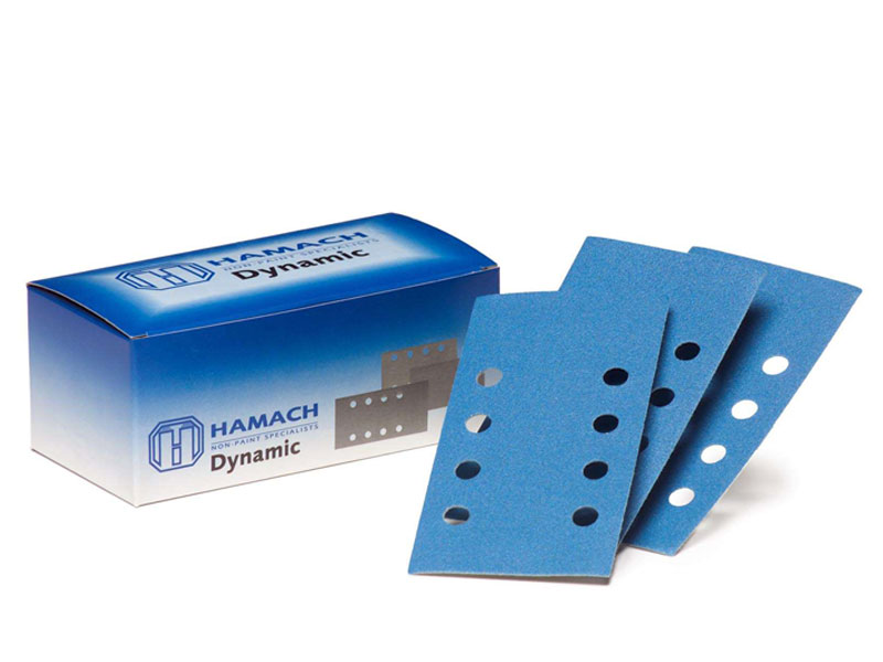 855xxx Hamach Dynamic Tackup(Velcro) Mini Sheet with 8 Holes Hamach Dynamic Tackup (Velcro) Mini Sheet with 8 Holes