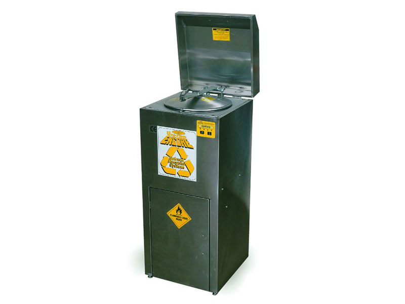 000821 hamach rebuilding unit solvent recycler urs600 Hamach Rebuilding Unit Solvent Recycler – URS600