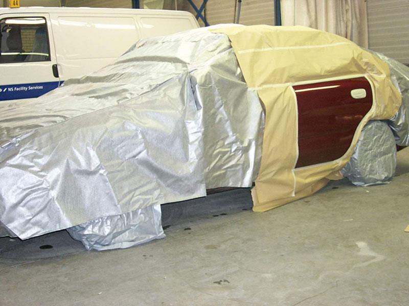 6000 6005 6006z 6007z Colad Car Spray Cover Colad Car Spray Cover