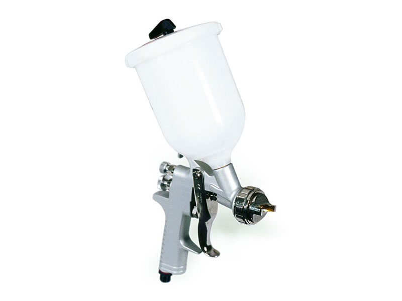00075x Hamach ECO High TEC Spray Gun 3 bar Hamach ECO High T.E.C Spray Gun – 3 Bar