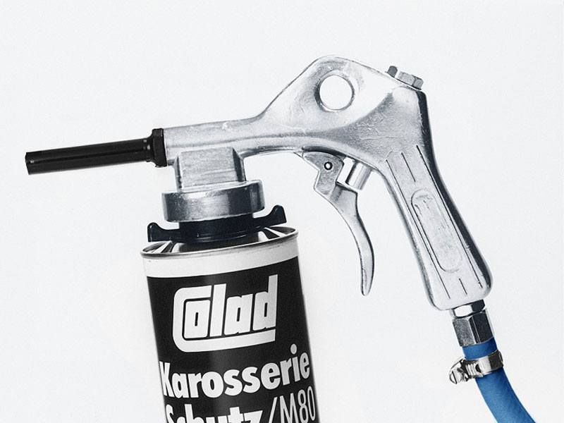 4040 Colad Undercoating Spray Gun Colad Undercoating Spray Gun