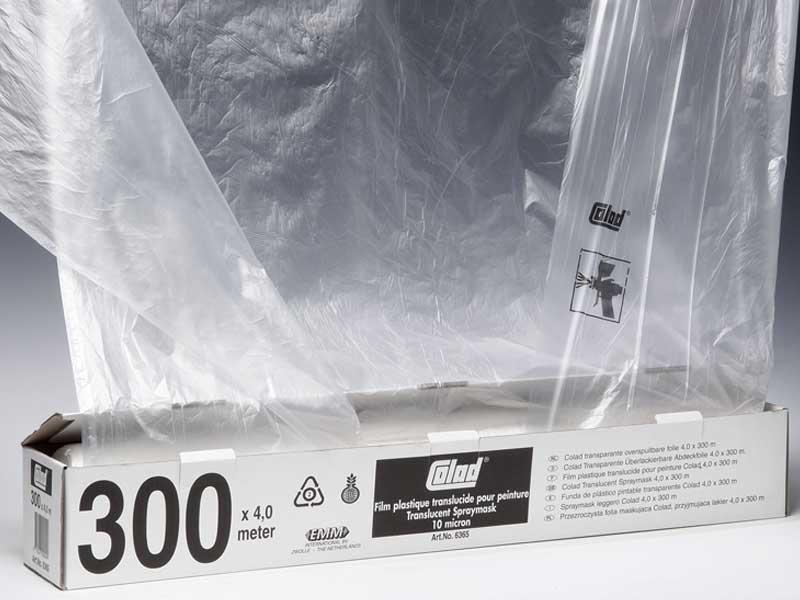 6365 Colad Translucent Spraymask 10 Micron Colad Translucent Spraymask (10 Micron)