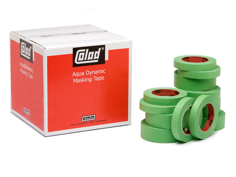 900419 900425 900438 900450 Colad Aqua Dynamic Masking Tape Colad Aqua Dynamic Masking Tape