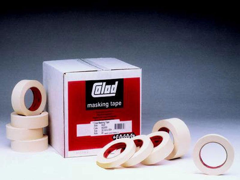 902015 902019 902025 902038 Colad Masking Tape 100c Colad Masking Tape (110ºC)
