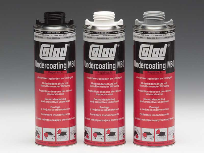 4010 4020 4030 Colad Undercoating M80(Black,White,Gray) Colad Undercoating – M80 (Black, White, Gray)