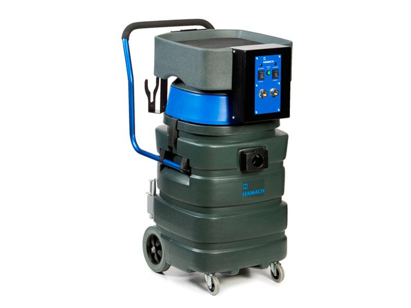 000758 Hamach Dust Extractor 2x1200W HMV2500PA Hamach Dust Extractor – 2x1200W – HMV2500PA