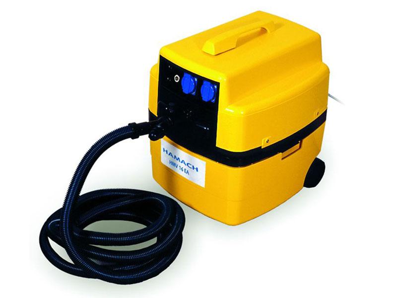 000766 Hamach Dust Extractor 2x1000W HMV16EA Hamach Dust Extractor – 2x1000W – HMV16EA