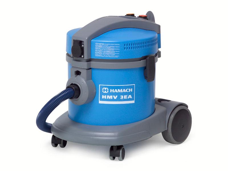 000791 Hamach Vacuum Cleaner 1300W HMV3EA Hamach Vacuum Cleaner – 1300W – 55 l/sec – HMV3EA