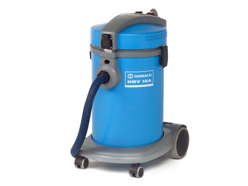 000792 Hamach Vacuum Cleaner 1300W HMV5EA Hamach Vacuum Cleaner – 1300W – 55 l/sec – HMV5EA
