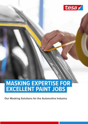tesa for Automotive Masking Solutions Tesa Masking Solutions